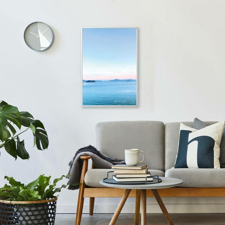 瀬戸内の風景が美しいお部屋に飾るポスター